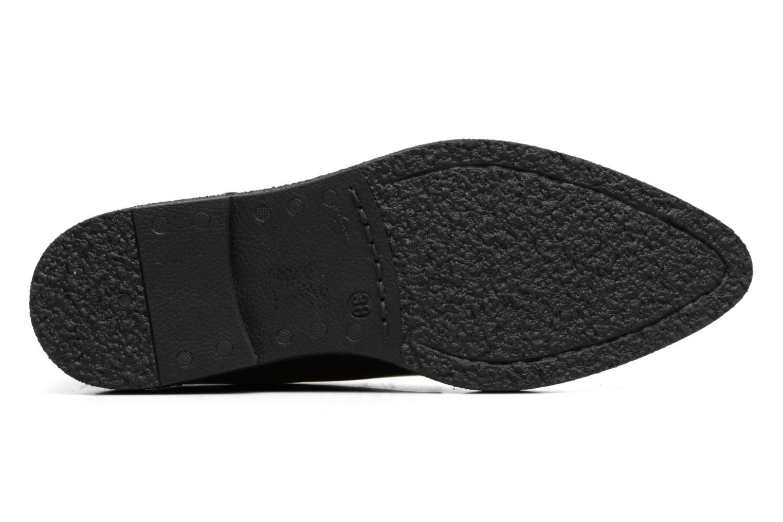 Chaussures à lacets Elizabeth Stuart Vogue 308 Noir vue haut