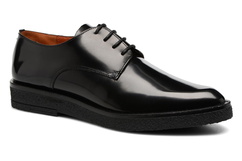 Chaussures à lacets Elizabeth Stuart Vogue 308 Noir vue détail/paire