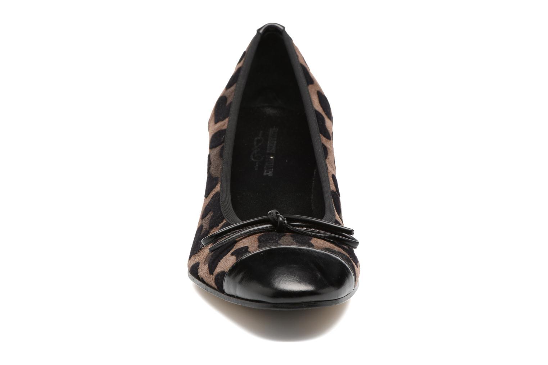 Ballerines Elizabeth Stuart Dico 517 Noir vue portées chaussures