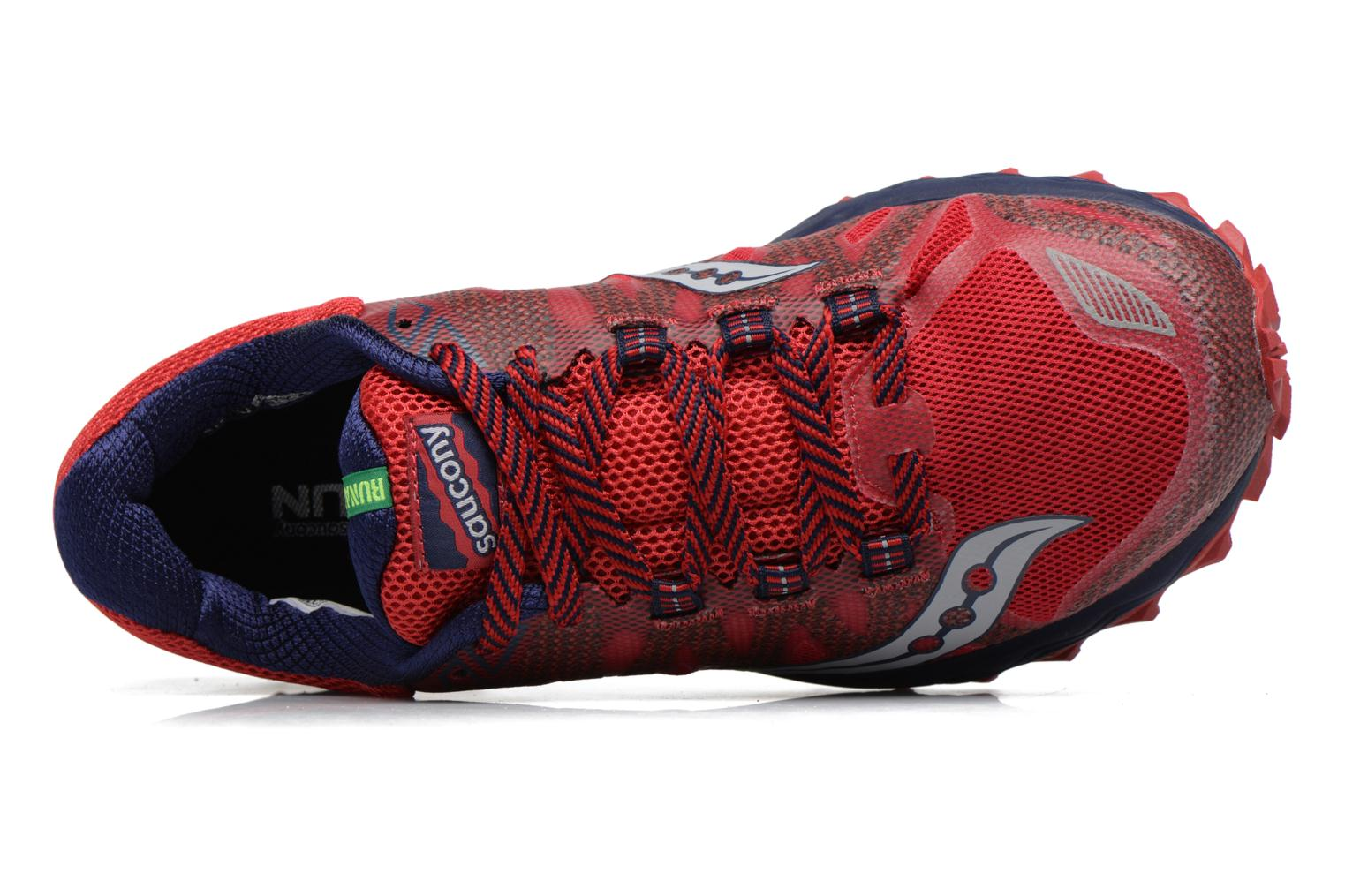 Peregrine 7 Red/navy