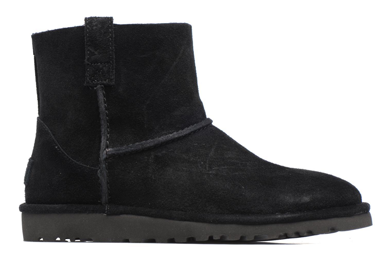 Bottines et boots UGG Classic Unlined Mini Noir vue derrière