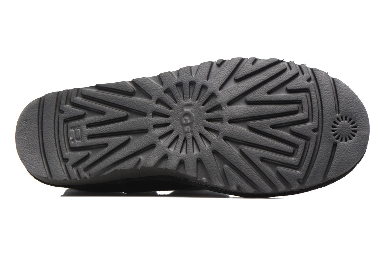 Bottines et boots UGG Classic Unlined Mini Noir vue haut