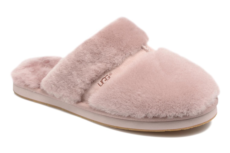 Hjemmesko UGG Dalla Lilla detaljeret billede af skoene