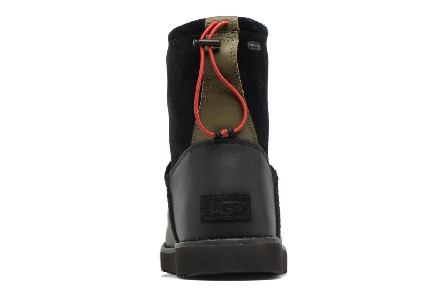 Boots & wellies UGG Classic Toggle Waterproof Black view from the right