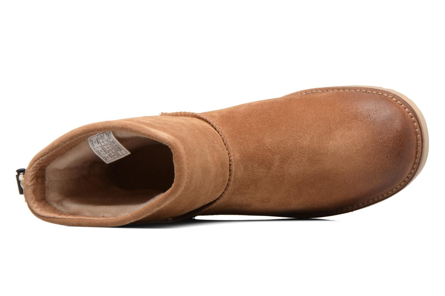 Classic Toggle Waterproof 2 Chestnut