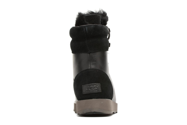 Bottines et boots UGG Viki Waterproof Noir vue droite