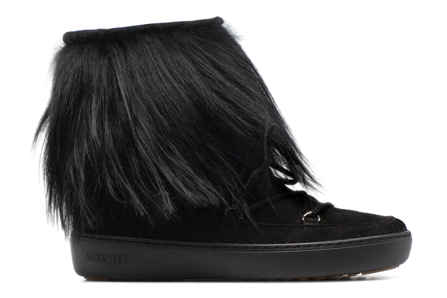 Sport shoes Moon Boot Pulse chalet Black back view