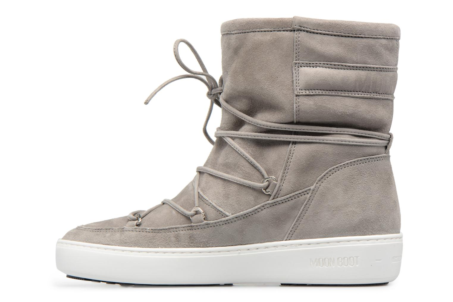 Sport shoes Moon Boot Pulse mid Grey front view