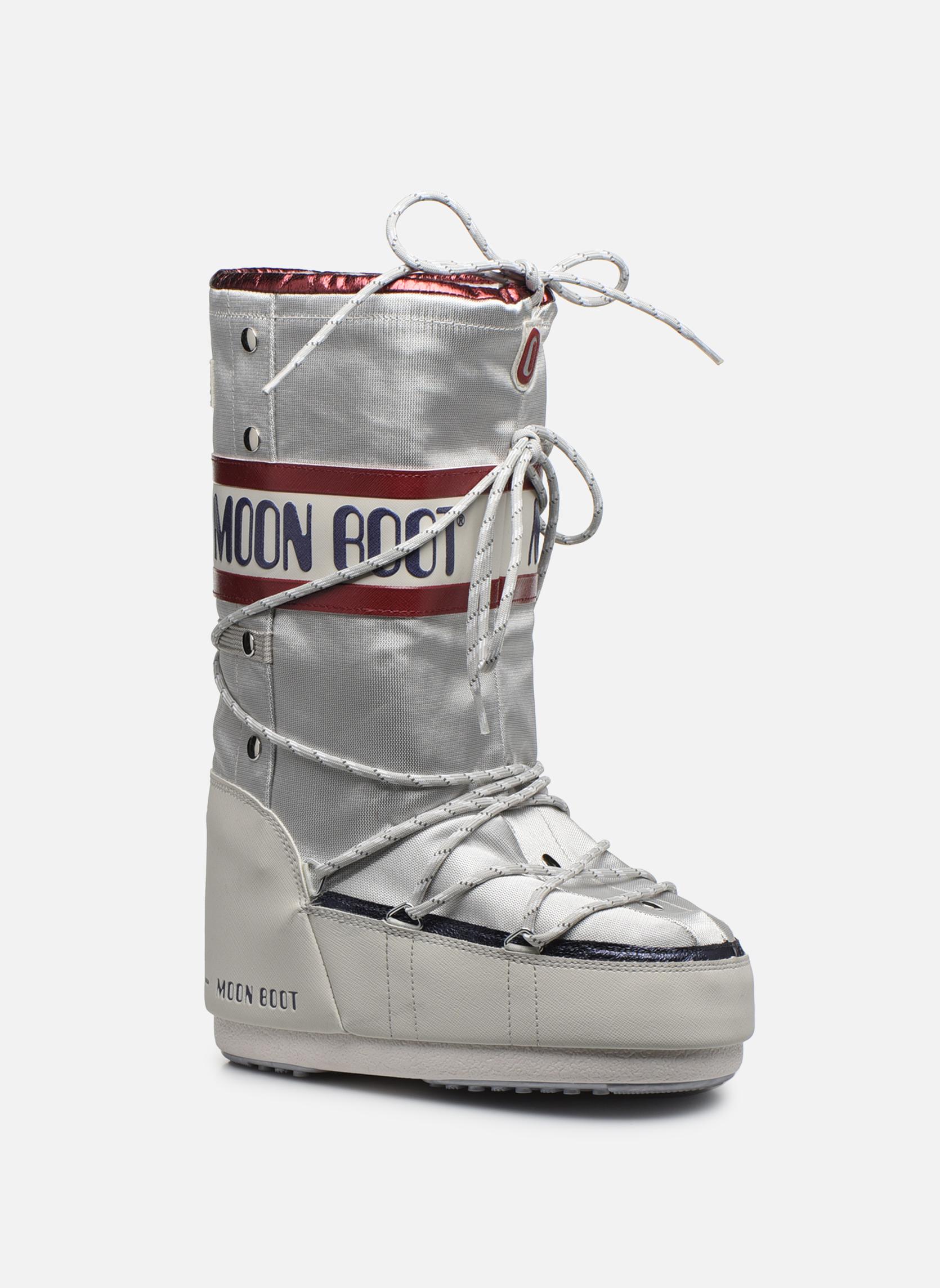 2018 Nieuwe Nieuw Bezoek Van Online Te Koop Moon Boot Space suit Wit Hoge Kwaliteit Goedkope Prijs Goede Deals 2018 Unisex Online cLdJ2SEsn