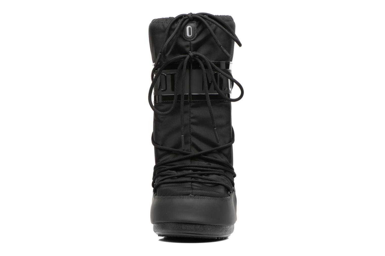 Chaussures de sport Moon Boot Classic Plus Noir vue portées chaussures