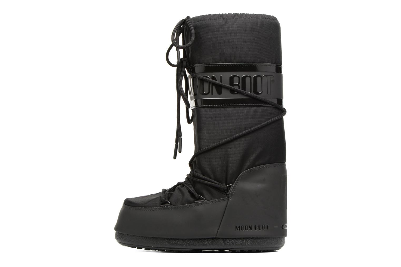 Chaussures de sport Moon Boot Classic Plus Noir vue face