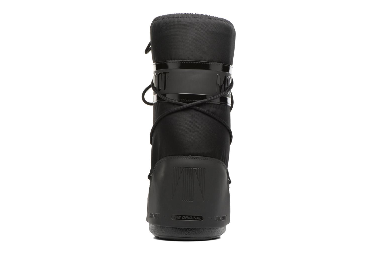 Chaussures de sport Moon Boot Classic Plus Noir vue droite