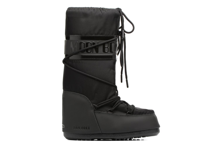 Chaussures de sport Moon Boot Classic Plus Noir vue derrière
