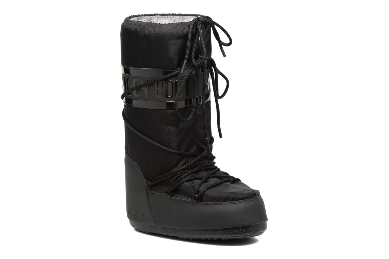 Chaussures de sport Moon Boot Classic Plus Noir vue détail/paire