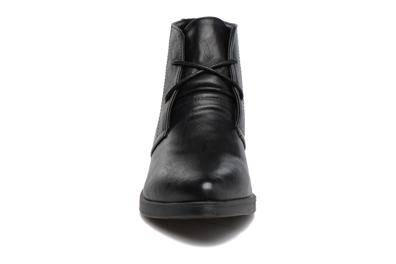 Zapatos con cordones MTNG Fantasia Negro vista del modelo