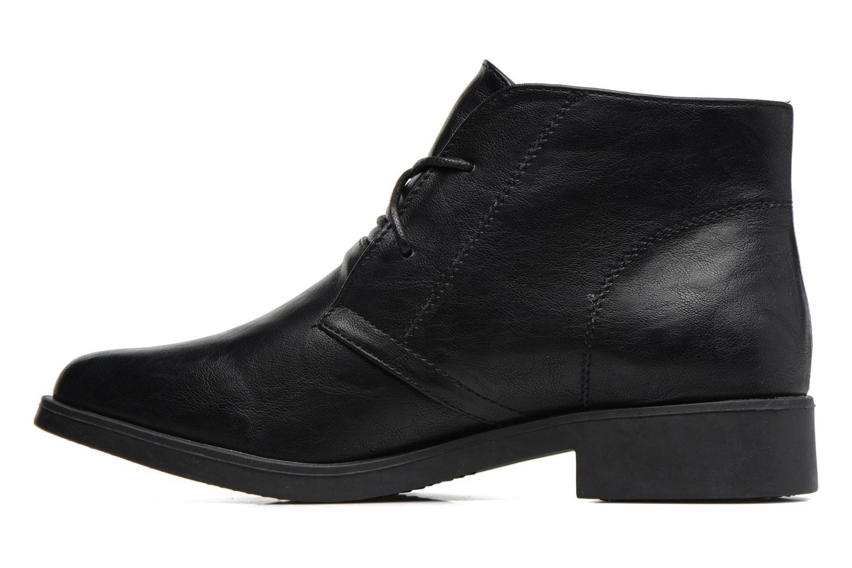 Zapatos con cordones MTNG Fantasia Negro vista de frente