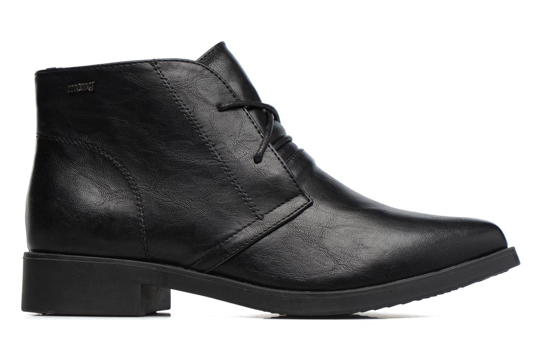 Zapatos con cordones MTNG Fantasia Negro vistra trasera