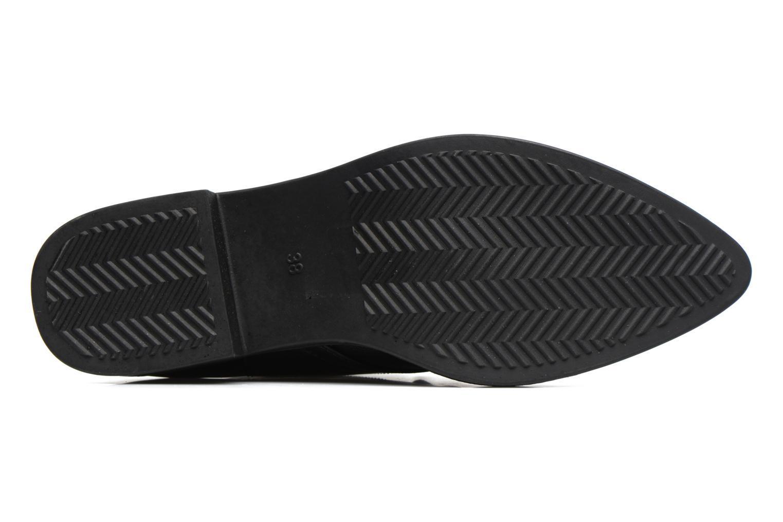 Zapatos con cordones MTNG Fantasia Negro vista de arriba
