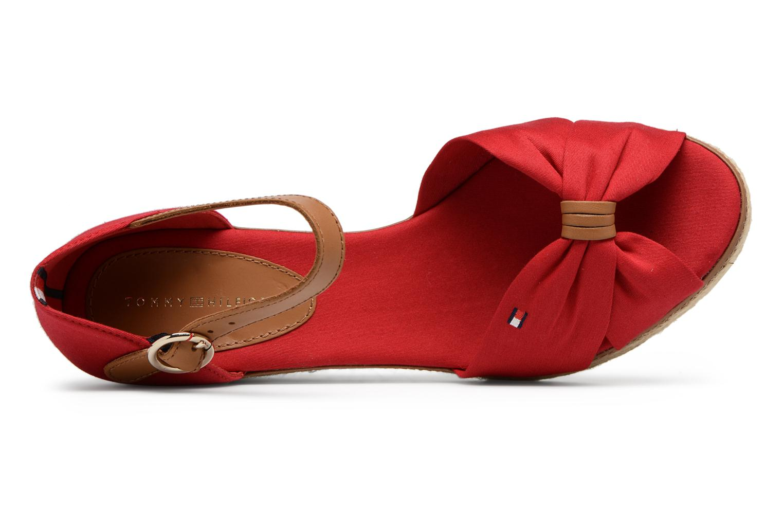 ICONIC ELBA SANDAL Tango Red