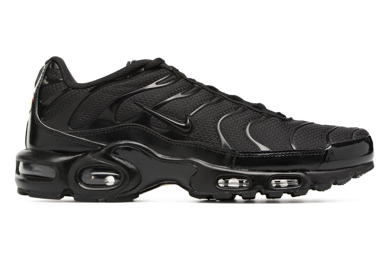 Sneaker Nike Air Max Plus schwarz ansicht von hinten