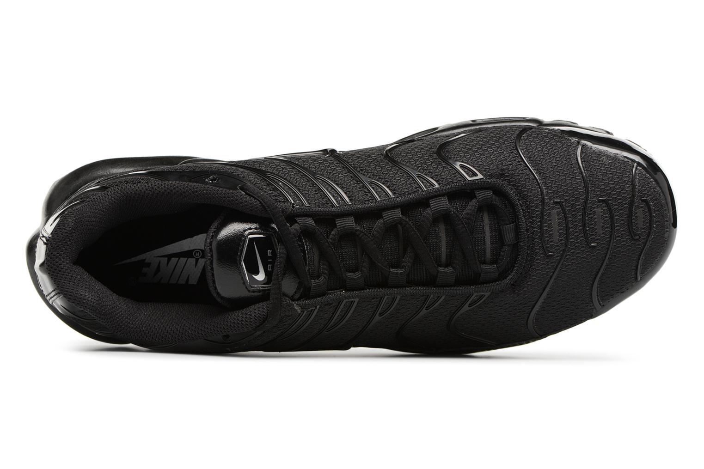 Baskets Nike Air Max Plus Noir vue gauche