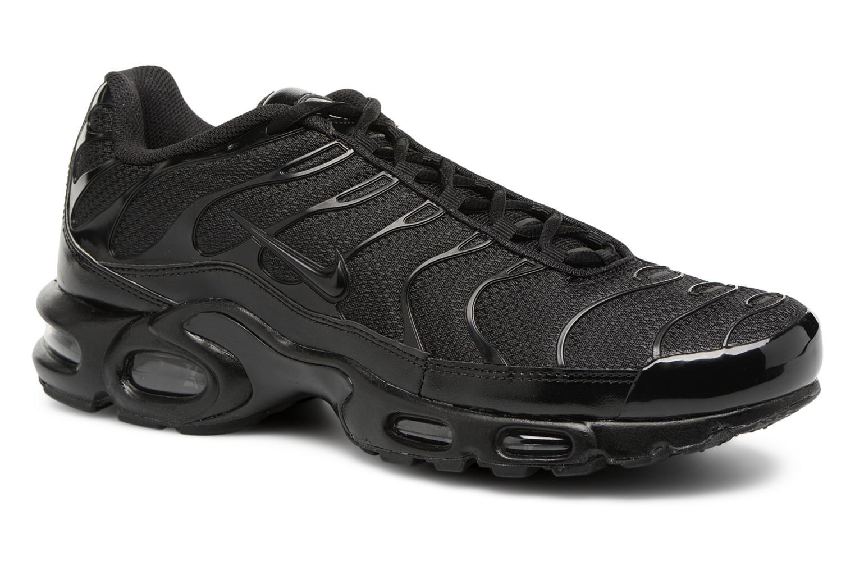 Sneaker Nike Air Max Plus schwarz detaillierte ansicht/modell