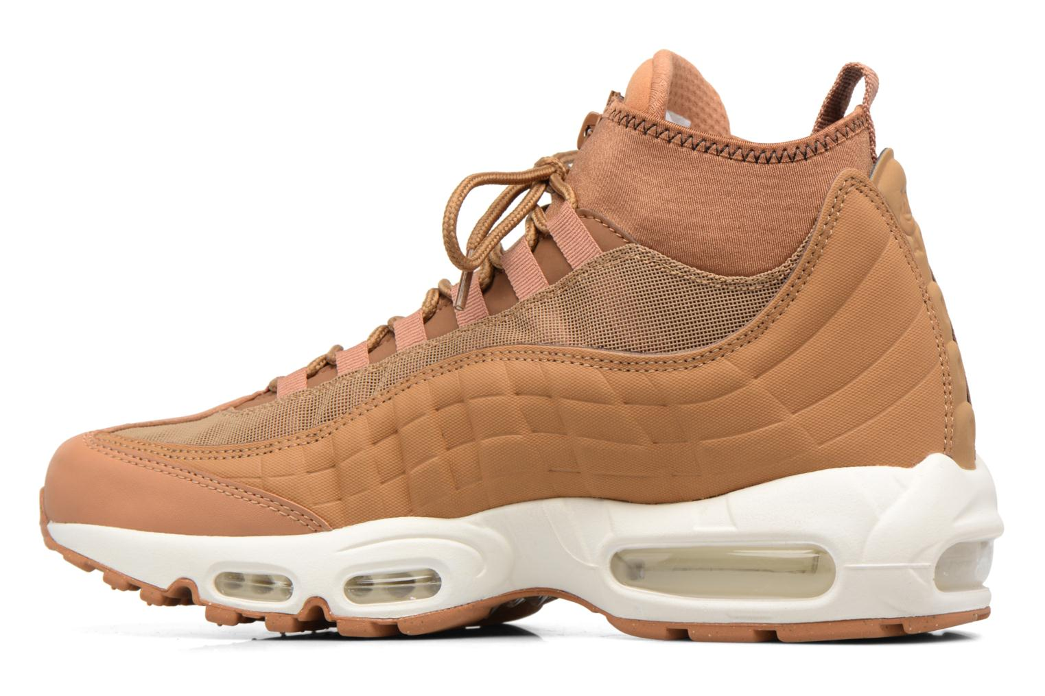 Baskets Nike Nike Air Max 95 Sneakerboot Marron vue face