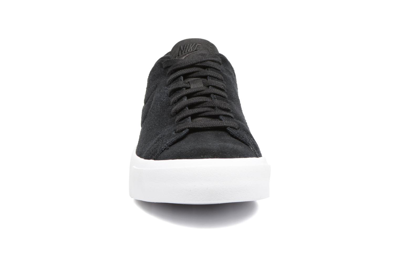 Baskets Nike Blazer Studio Low Noir vue portées chaussures