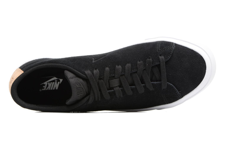 Baskets Nike Blazer Studio Low Noir vue gauche