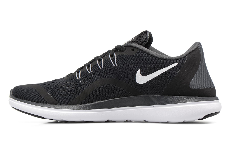 Chaussures de sport Nike Nike Flex 2017 Rn Noir vue face