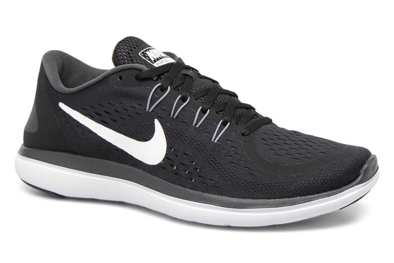 Chaussures de sport Nike Nike Flex 2017 Rn Noir vue détail/paire