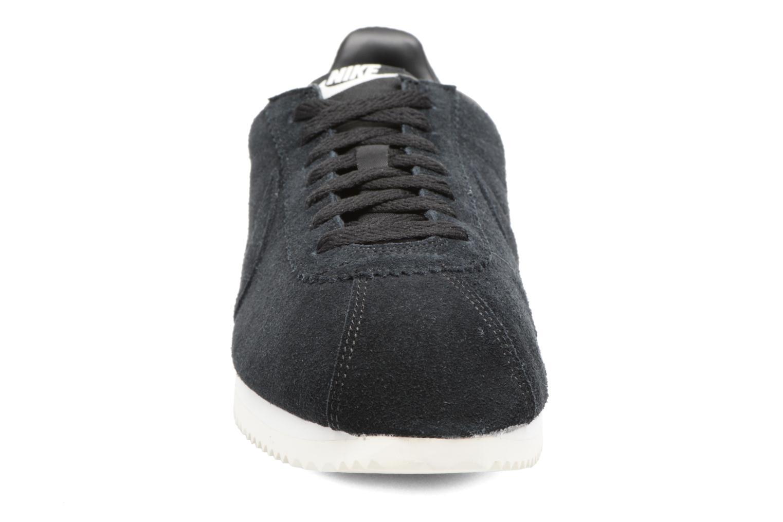 Baskets Nike Classic Cortez Se Noir vue portées chaussures