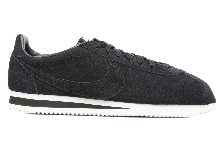 Deportivas Nike Classic Cortez Se Negro vistra trasera