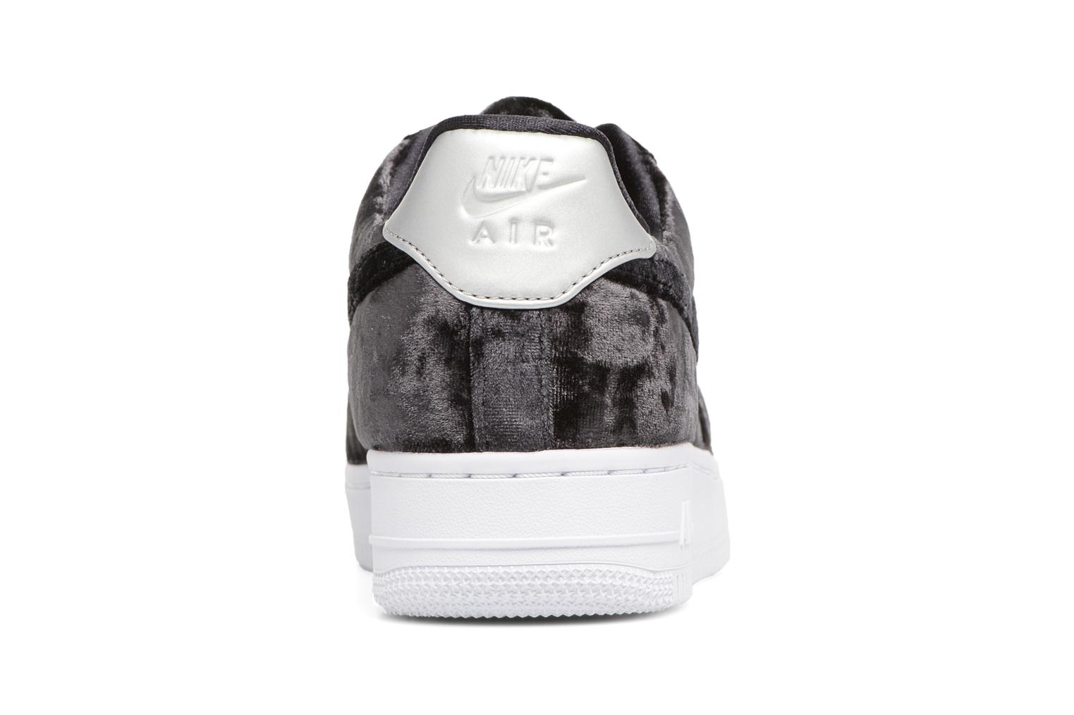 Wmns Air Force 1 '07 Prm Black/Black-Summit White-Metallic Silver