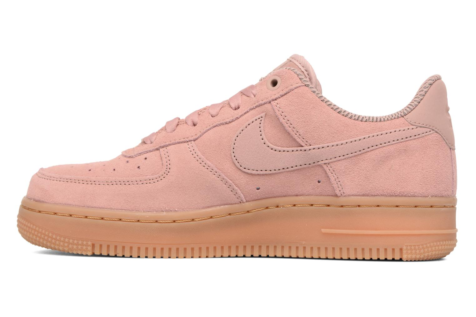 Baskets Nike Wmns Air Force 1 '07 Se Rose vue face