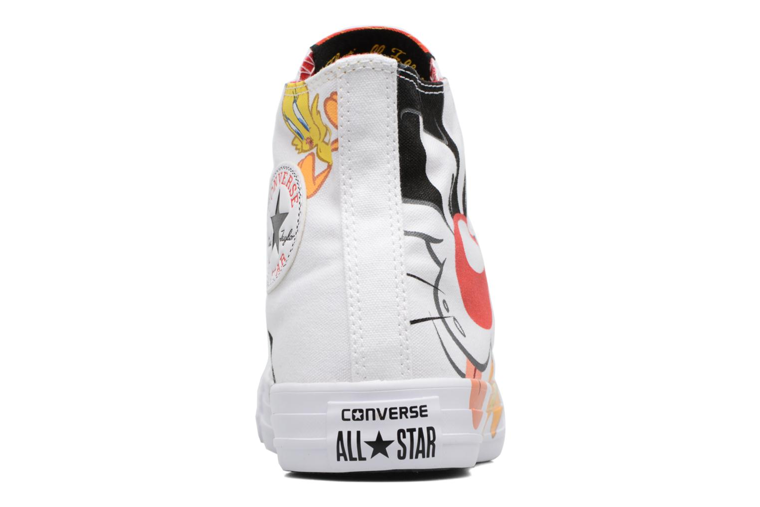 Chuck Taylor All Star Looney Tunes Hi W White/Black/Tweety Yellow