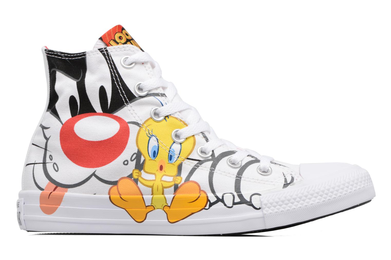 Chuck Taylor All Star Looney Tunes Hi W White/Black/Tweety Yellow