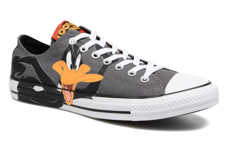 Converse Chuck Taylor All Star Looney Tunes Ox Gris fwM75VH
