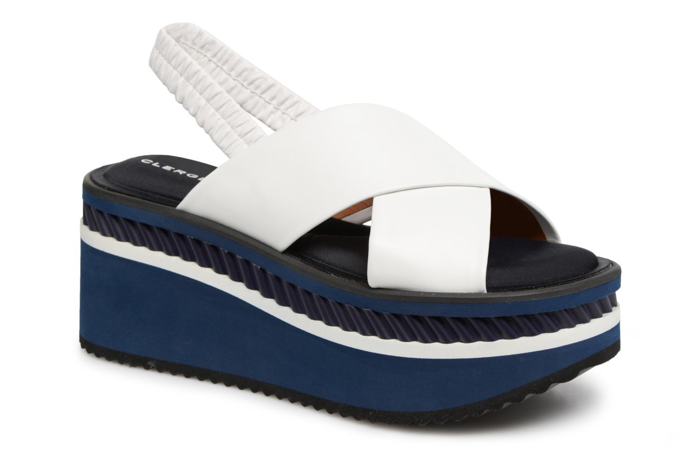 Zapatos promocionales Clergerie OMIN (Blanco) - Sandalias   Zapatos casuales salvajes