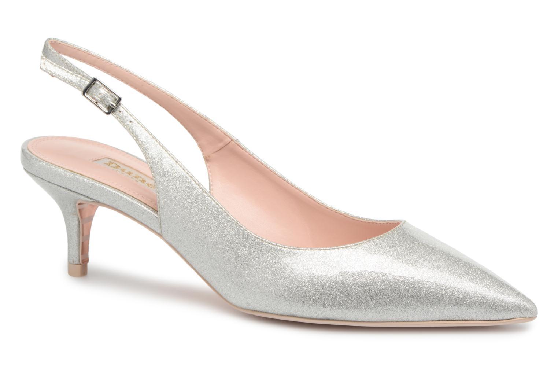 High heels Dune London CASANDRA Silver detailed view/ Pair view