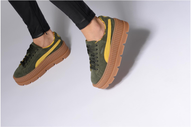 Sneakers Puma Fenty Wn Cleated Creeper Groen onder