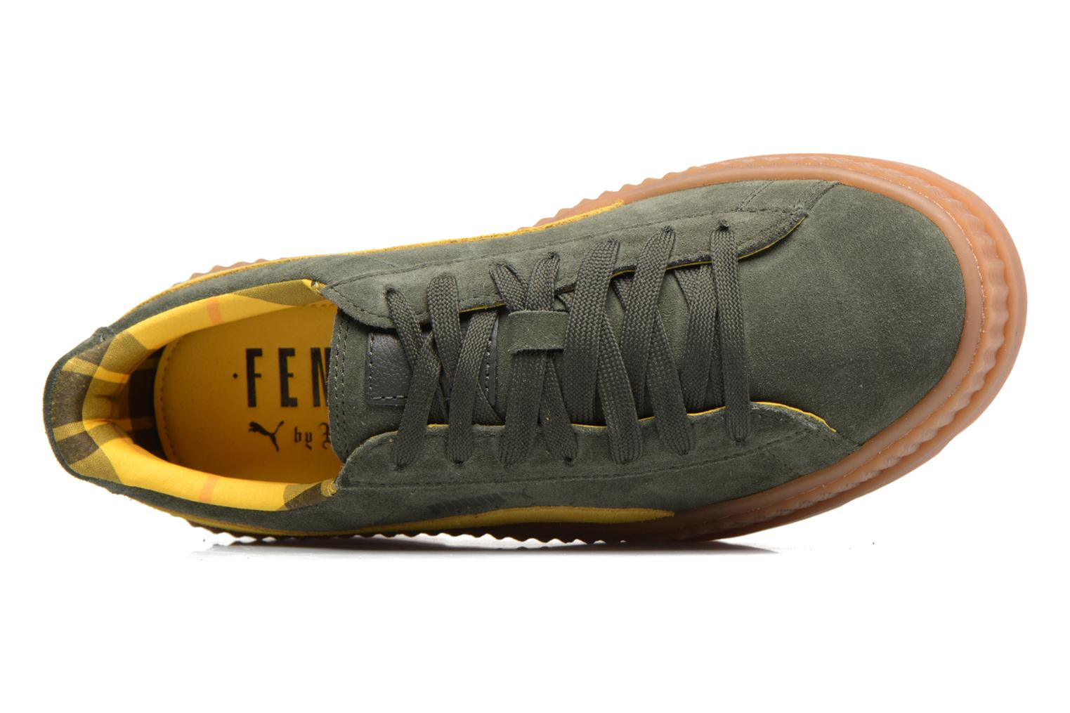 Sneakers Puma Fenty Wn Cleated Creeper Groen links