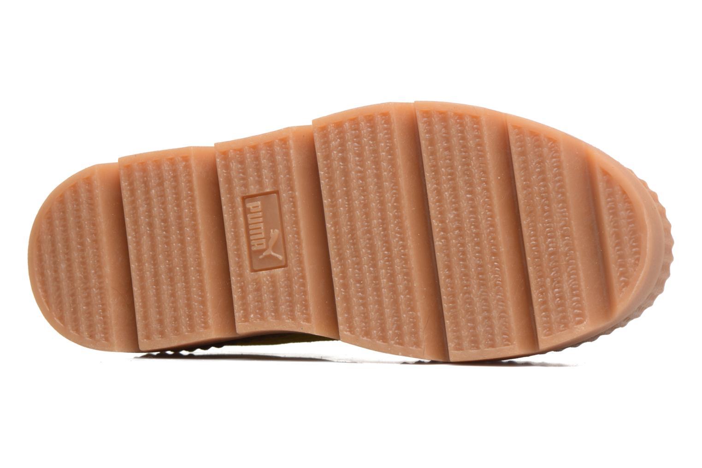 Sneakers Puma Fenty Wn Cleated Creeper Groen boven