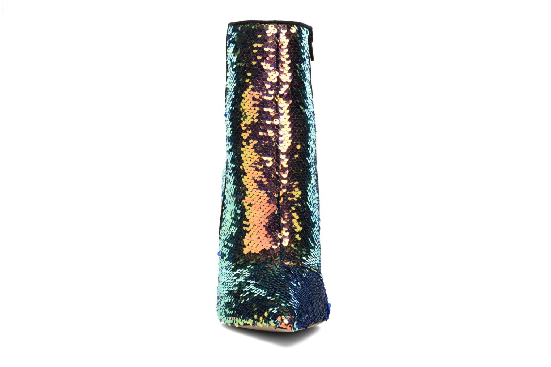 Bottines et boots Aldo KEARIA Multicolore vue portées chaussures