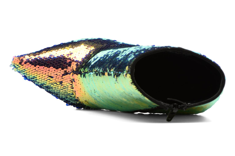 Bottines et boots Aldo KEARIA Multicolore vue gauche