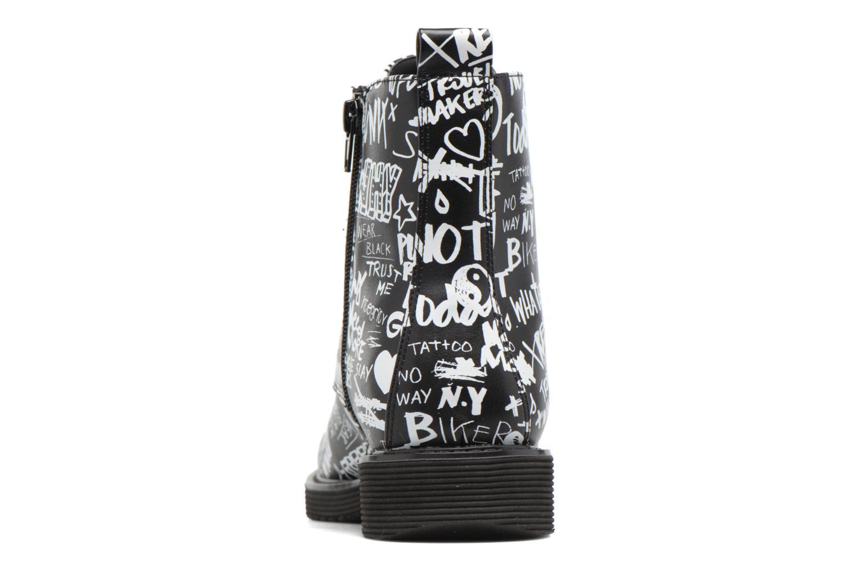 Bottines et boots Aldo CADIRWEN Noir vue droite
