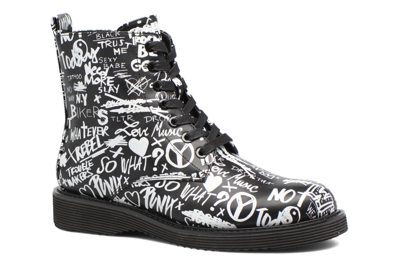 Bottines et boots Aldo CADIRWEN Noir vue détail/paire