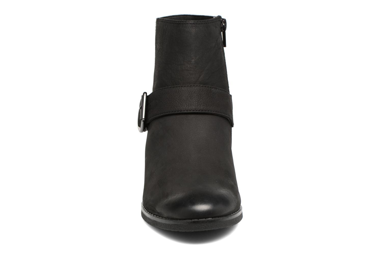 Bottines et boots Aldo PRALIA Noir vue portées chaussures