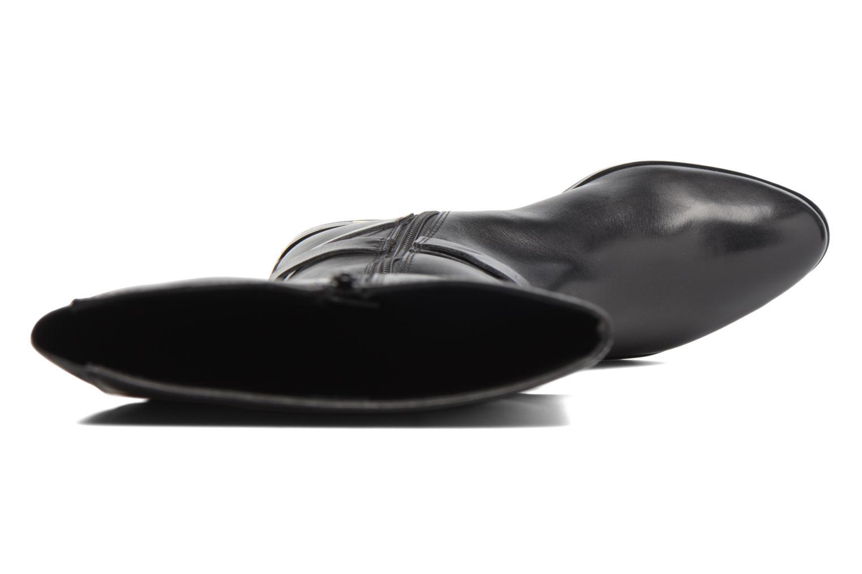 Bottes Aldo YELAWIEL Noir vue gauche