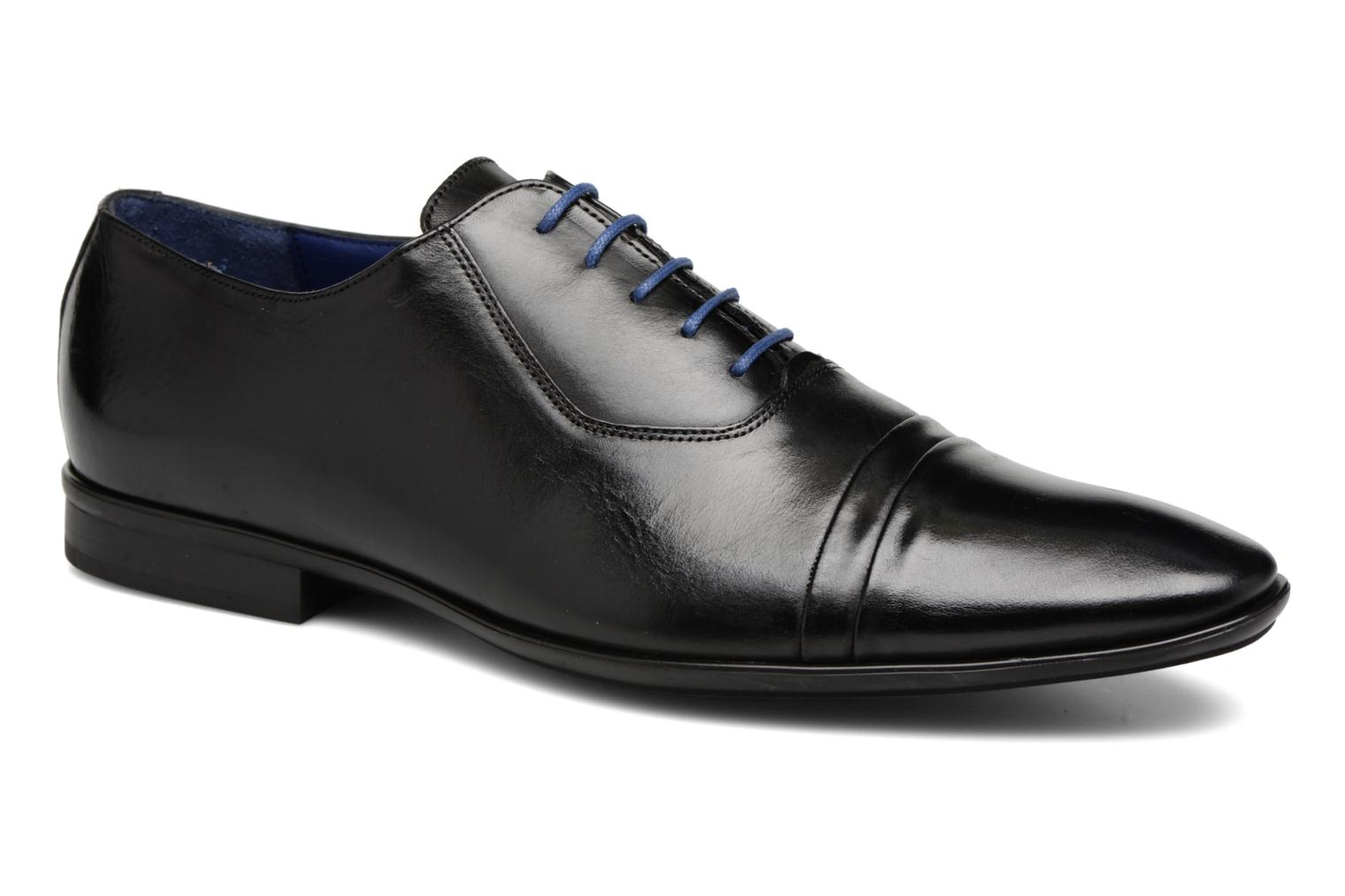 Marques Chaussure luxe homme Azzaro homme Afelton Noir